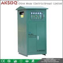 Wholease SBW 300KVA Трехфазный автоматический стабилизатор напряжения переменного тока с сервомотором