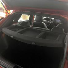 Hyundai Tray Load Cover in Rear Tailgate Hatchback