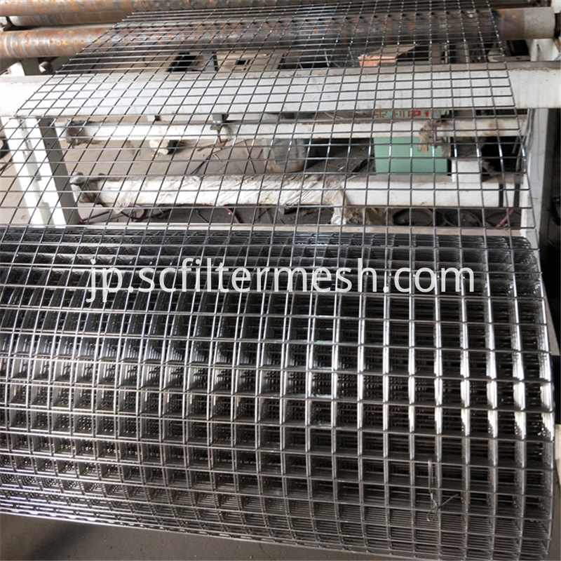 Wedled Wire Mesh