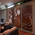 Corten Steel Laser Cutting Screen