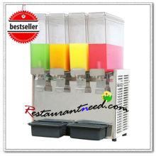 K687 32L Vier Köpfe Cold & Hot Drink Dispenser