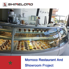 Morroco Restaurant And Showroom Project