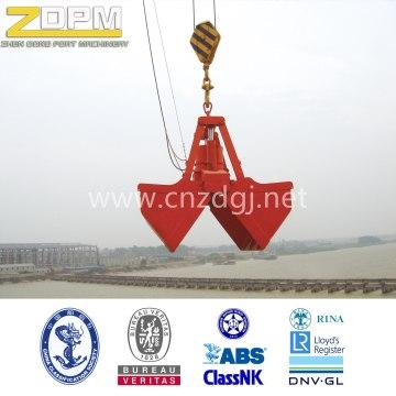 Cuerda eléctrica cucharas Offshore /Shipyard/ mar