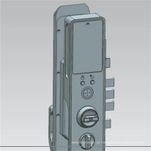 Roteador CNC projetado para fechadura inteligente da porta da máquina personalizada