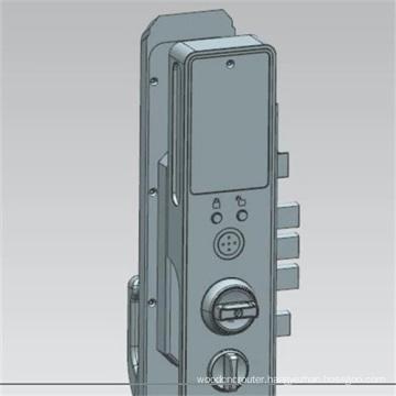 Designed CNC Router Machine Door Intelligent Lock Customized