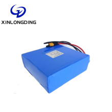 XLD OEM 48 Volt EBike Battery Rechargeable Electric Scooter lithium ion battery 48v 17ah