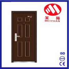 Подгонянные Стандартные Стальные Безопасность Металлическая Дверь
