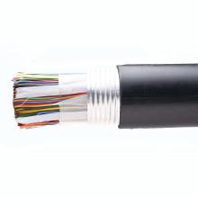 Câble téléphonique Cat3 20 paires de cuivre noir