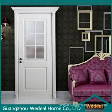 Массовые поставки внутренних твердых деревянных дверей из МДФ для домов
