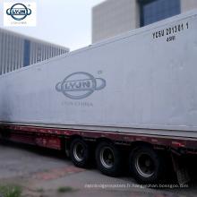 Tianjin LYJN réfrigérateur chambre froide conteneur 40ft à vendre