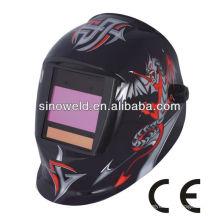 Solar Auto-darkening Welding Helmet MD0390-1