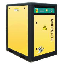 Compresor de aire estacionario de doble tornillo (22kw-30HP)