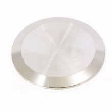 Stainless Steel 3 Inch Cap