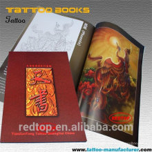 El más nuevo libro y revista profesionales del tatuaje