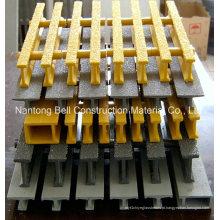 Grades de Pultruded de FRP / GRP, I-40125, 32 * 15 * 25 * 10mm, Grating, grating Glassfibre.