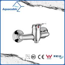 Chromed Brass Shower Faucet with Single Handle (AF1194-4)