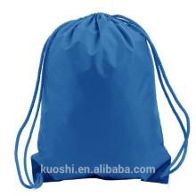 sac de cordon en plastique imperméable personnalisé