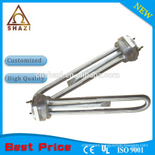 Fast heat electric industrial thermal oil heater