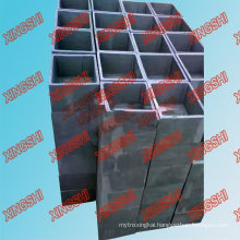 High Purity Custom Produced Graphite Box Saggers