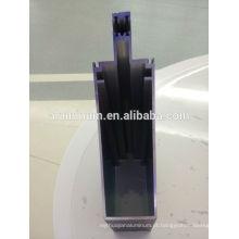 China alumínio cortina de vidro quadros de parede