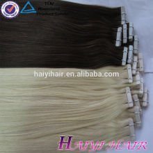 Thick Bottom Best Selling Ali Gold Supplier Own Brand Tape Hair Extention