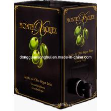 Olive Oil Bag in Box/Edible Oil Packaging Bag/Bib Bag for Oil Packing