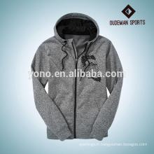 2016 cadeau de noël vente de noël OEM fermeture à glissière hoodies sweat à capuche sweat à capuche