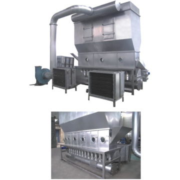 fluidizing bed for Talc powder material