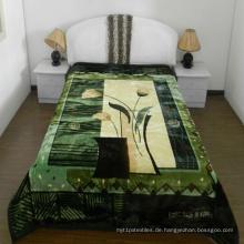 Neue Designs Decke Polyester Günstige Nerzdecke
