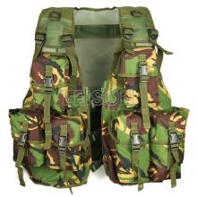 1000d Cordura ou Nylon Tactical Load Bearing Vest SGS Standard