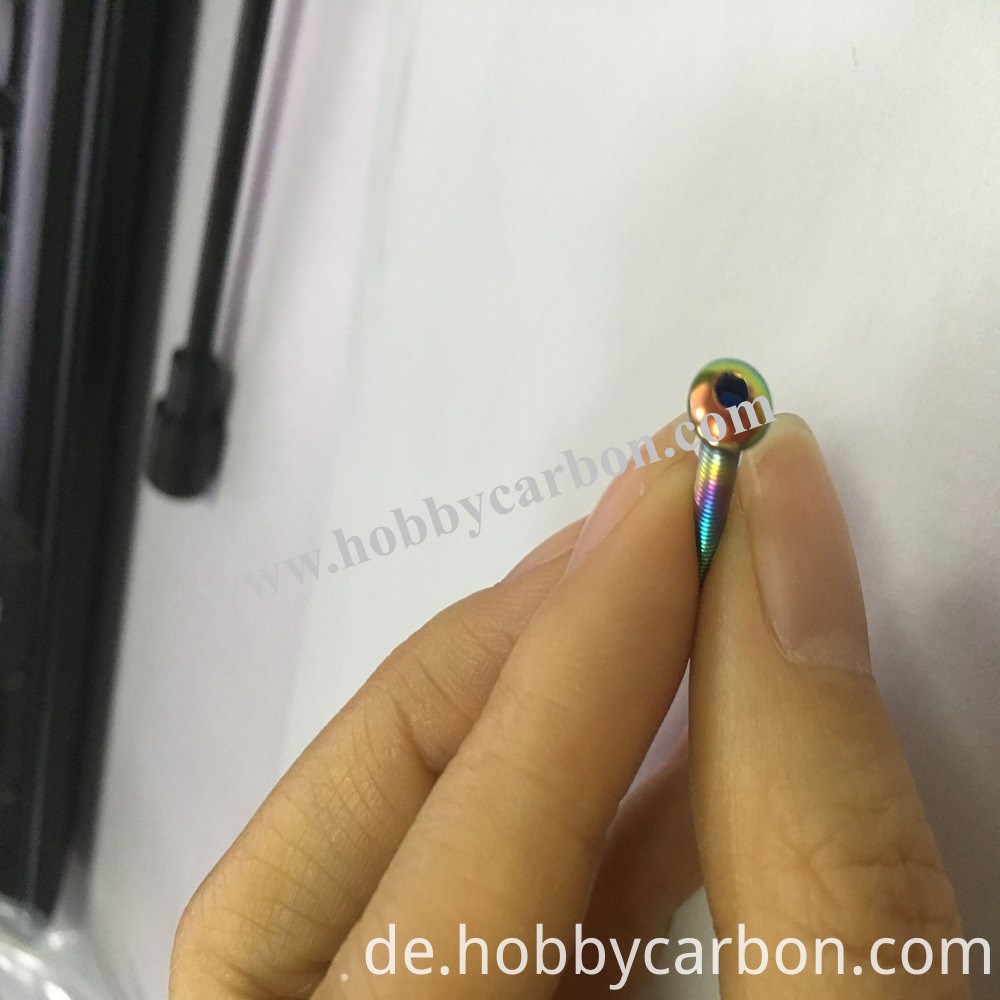 M3x12mm Button Screws
