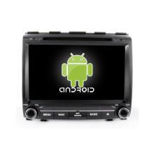 Oktakern! Auto-DVD Android 8.1 für JAC Verfeinern S3 mit 8 Zoll kapazitivem Schirm / GPS / Spiegel-Verbindung / DVR / TPMS / OBD2 / WIFI / 4G