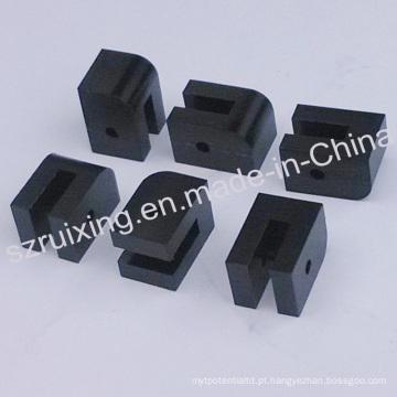 China CNC Delrin Stylus máquina de costura de peças de reposição POM