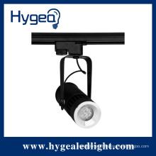 high quality and new design led track light ,hygea brand