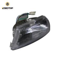 SCL-2012100308 JOG50 motocicleta faróis motocicleta cabeça lâmpada LED partes