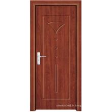 Porte intérieure en PVC fabriquée en Chine (LTP-8013)