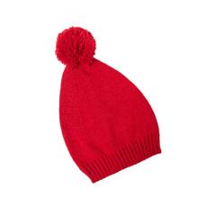 Patron tricoté Bonnet POM POM