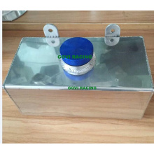 Garrafa de lavador de pára-brisas de alumínio (2 litros) com radiador de água Cap Car