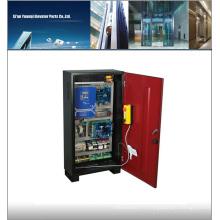 Tableau de commande d'ascenseur avec lecteur VVVF