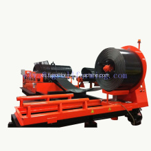 Ensamblado Culvert Pipe Corrugated Panel Machines