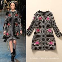 Оптовая Продажа Одежды Высокого Качества Для Женщин Зимние Пальто