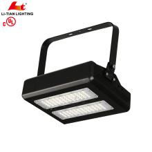 ETL UL DLC waterproof portable sports outdoor lighting high power outdoor led flood light 100w