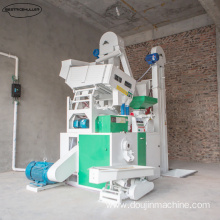 Long service life of the rice mill machine