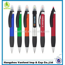 hot selling promotional gifts 2 in 1 pen highlighter from factory