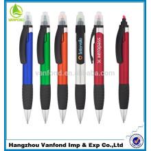 горячий продавать рекламные подарки 2 в 1 ручка маркер от завода