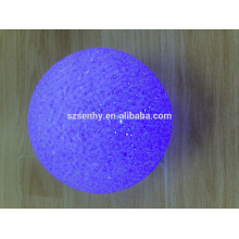 Color changing battery led light balls For window display decoration