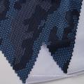 ткань спортивной одежды с принтом спандекса микрополиэстера молочного шелка