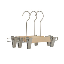 Hot selling amazing kids pants hanger without paint for trousers