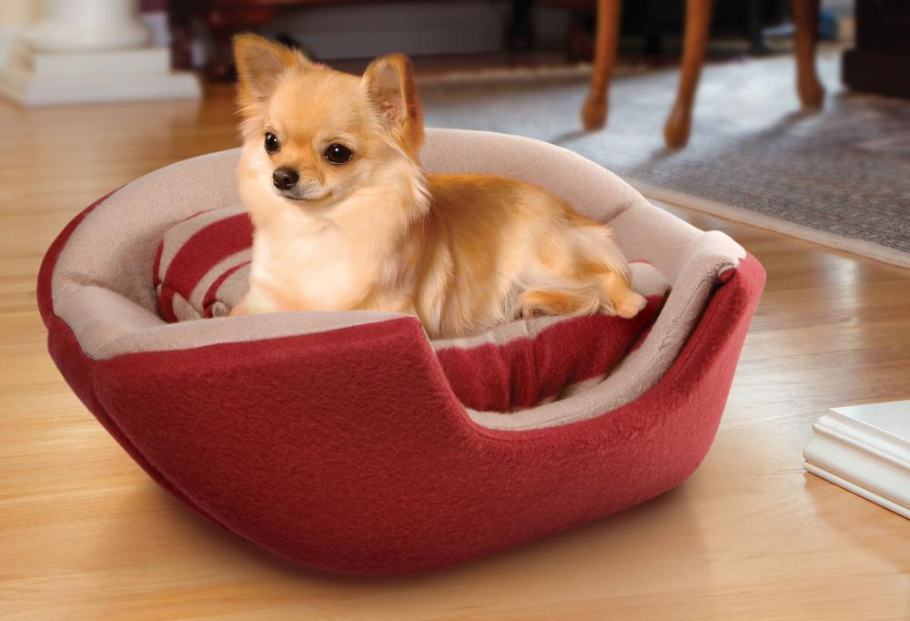 2 In 1 Domed Pet Bed 1