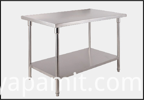 High grade stainless steel body
